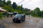 Espiye Gülburnu Köyü'deki Çayevi Önü