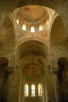 Ayasofya Kilisesi'nin iç kısmı