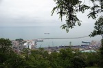 Bzotepe'den Trabzon'un görünüşü