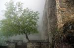 Sümela Manastırı dış duvarları