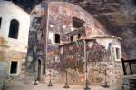Sümela Manastırı'ndaki kilise
