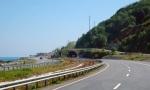 Karadeniz Sahil Yolu Pazar Tüneli