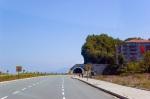 Karadeniz Sahil Yolu Arhavi Tüneli