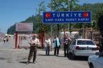 Ekip Sarp Sınır Kapısında