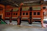 Özçay fabrikası üretim hattı başlangıcı
