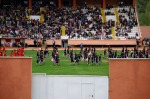 Gümüşhane Şehir Stadyumunda 19 Mayıs gösterileri