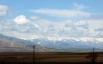 Bayburt Ovası'ndan Doğu Karadeniz Dağları
