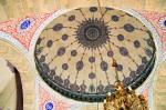 Lala Mustafa Paşa Camii kubbesi