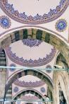 Lala Mustafa Paşa Camii revak tavanı