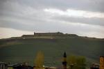 Mecidiye Tabyasının Erzurum Kalesinden görünüşü