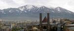 Kaleden Erzurum Panoraması
