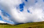 Bulutların gösterisi