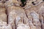 Tortum yakınlarında peri bacaları