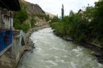 Yusufeli ve Barhal Nehri