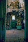 Barhal Kilisesi'nin içerisi. Şimdi cami olarak kullanılıyor.