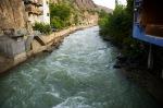 Barhal Nehri. Yusufeli'ndeki rafting kulvarlarından.