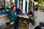 Taşlıköy'de kahvaltı.
