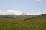 Allahüekber dağları hala karlı.