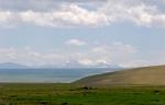 Digor yakınlarında Aras Dağları