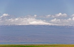 Ermenistan'da Aragast Dağı