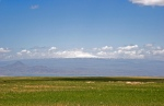 Ermenistan sınırı ve Aragast Dağı