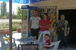 Murat ve ailesi