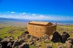 Greenpeace dizaynı olan Nuh'un Gemisi ve Iğdır Ovası