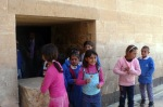 İshakpaşa Sarayı küçük ziyaretçiler