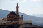 İshakpaşa Sarayı. Beyazıt Camii'nden görünüşü