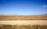 Meteor Çukuru yanındaki İran Sınırı