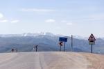 Tendürek Geçidi. 2644 metre.