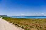 Van Karayolu'ndan Van Gölü ve Süphan Dağı