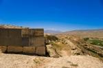 Çavuştepe Kalesi Aşağı Kale ve İrmuşini Tapınağı