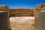 Çavuştepe Kalesi Aşağı Kale İrmuşini Tapınağı