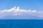 Van Gölü ve Süphan Dağı heryerde aynı güzellikte.