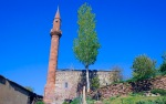 Şentepe Köyü'ndeki cami