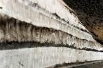 2 metrelik buz geçidi