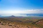 Nemrut'un zirvesinden Van Gölü