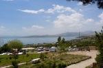 Abdurrahman Gazi Türbesi'nden Ahlat ve Van Gölü
