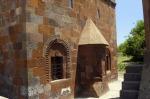 Bayındır Camii'nin dışarı taşan mihrabı