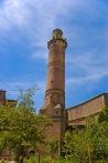Şerefiye Camii minaresi