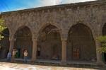 Şerefiye Camii avlusu