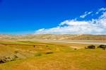 Murat Nehri'nin Keban Baraj Gölü'ne katılıdığı noktadayız.