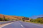 Hazar Gölü için Diyarbakır yoluna sapıyoruz.