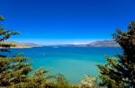 Hazar Gölü bir başka güzel.