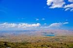 Buzluk Tepe'den panorama