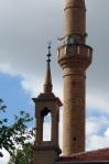 İkisi de minare...