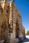 Cacabey Medresesi ana giriş kapısı